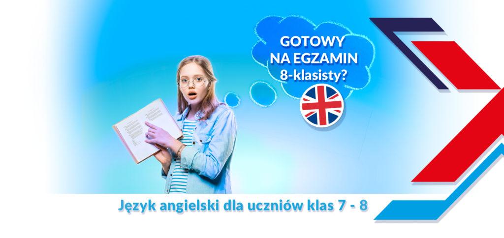 egzaminy ósmoklasisty i maturalny język angielski