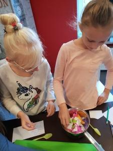 friendship soup - angielski dla dzieci z klas 4-6 Xenon School